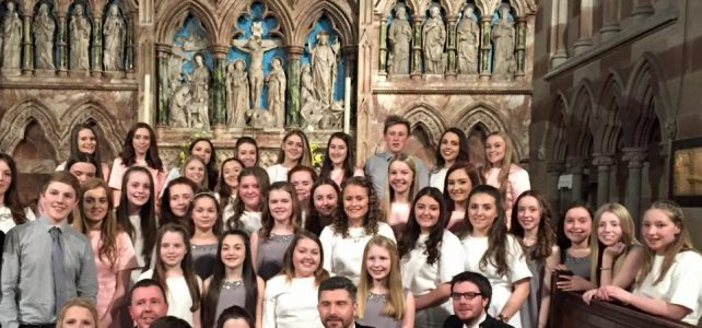 Choral Festival Attracts Over 400 Competitors  in its Inaugural Year