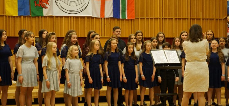 Children's Choir Category added to International Choral Festival Wales 2019