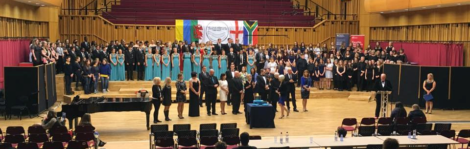 International Choral Festival Wales 2018 makes its mark on the International Choral stage